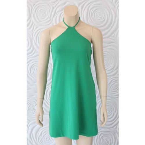 Susana Monaco Susana Monaco Halter Mini Dress