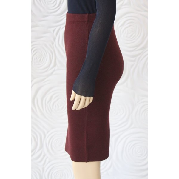 D Exterior Double Sided Mid Length Skirt