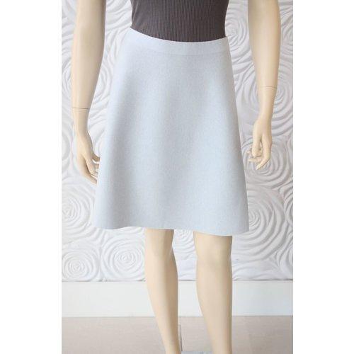 D Exterior D Exterior Cashmere Reversible Skirt
