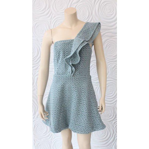Shilla Eclipse Lace Mini Dress