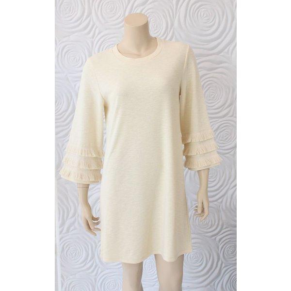 Shilla Ethereal Fringe Dress
