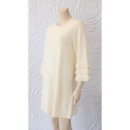 Shilla Shilla Ethereal Fringe Dress