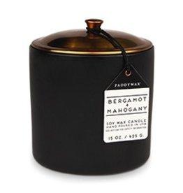 Hygge 15oz - Bergamot and Mahogany