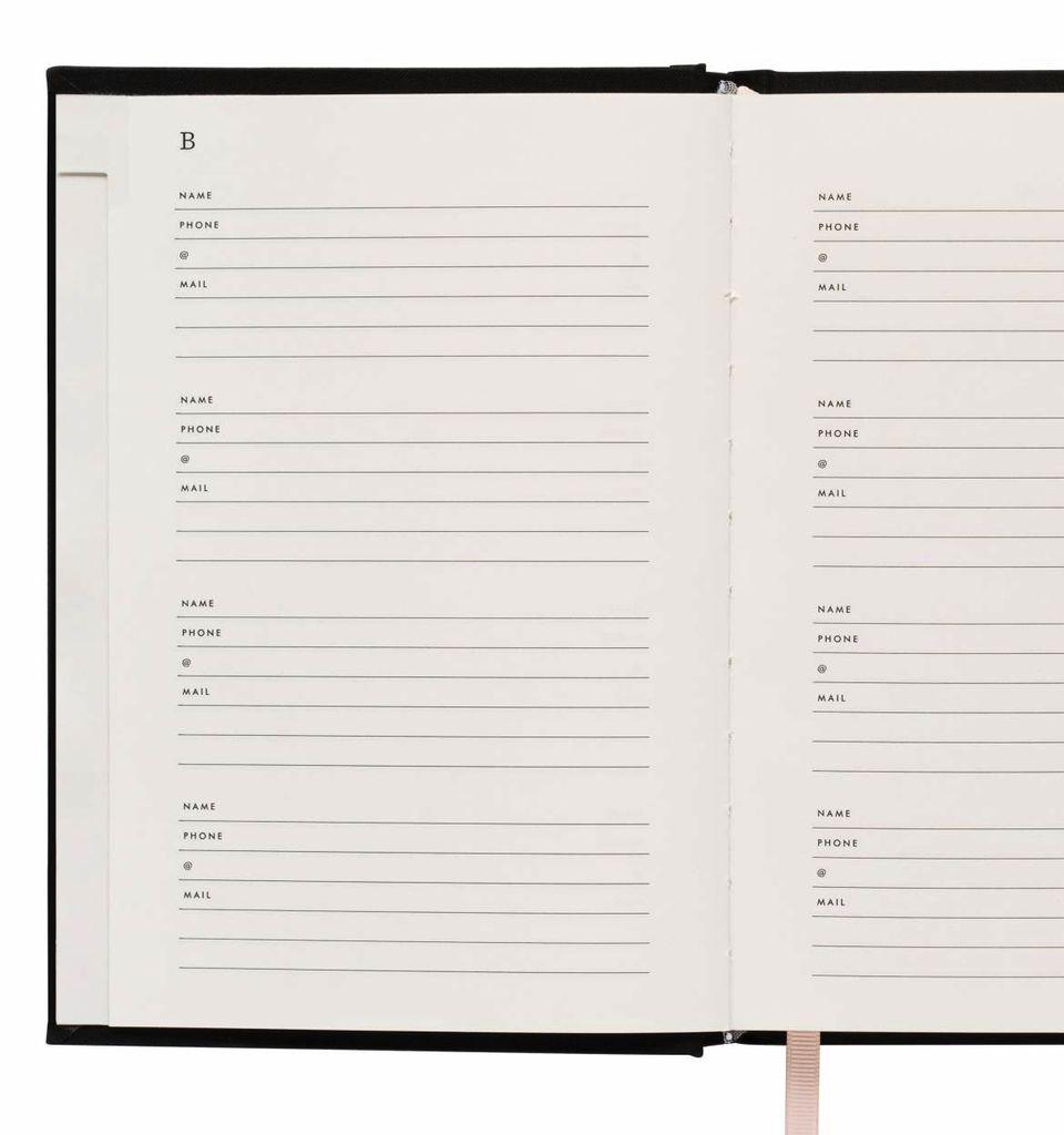 Raven Address Book