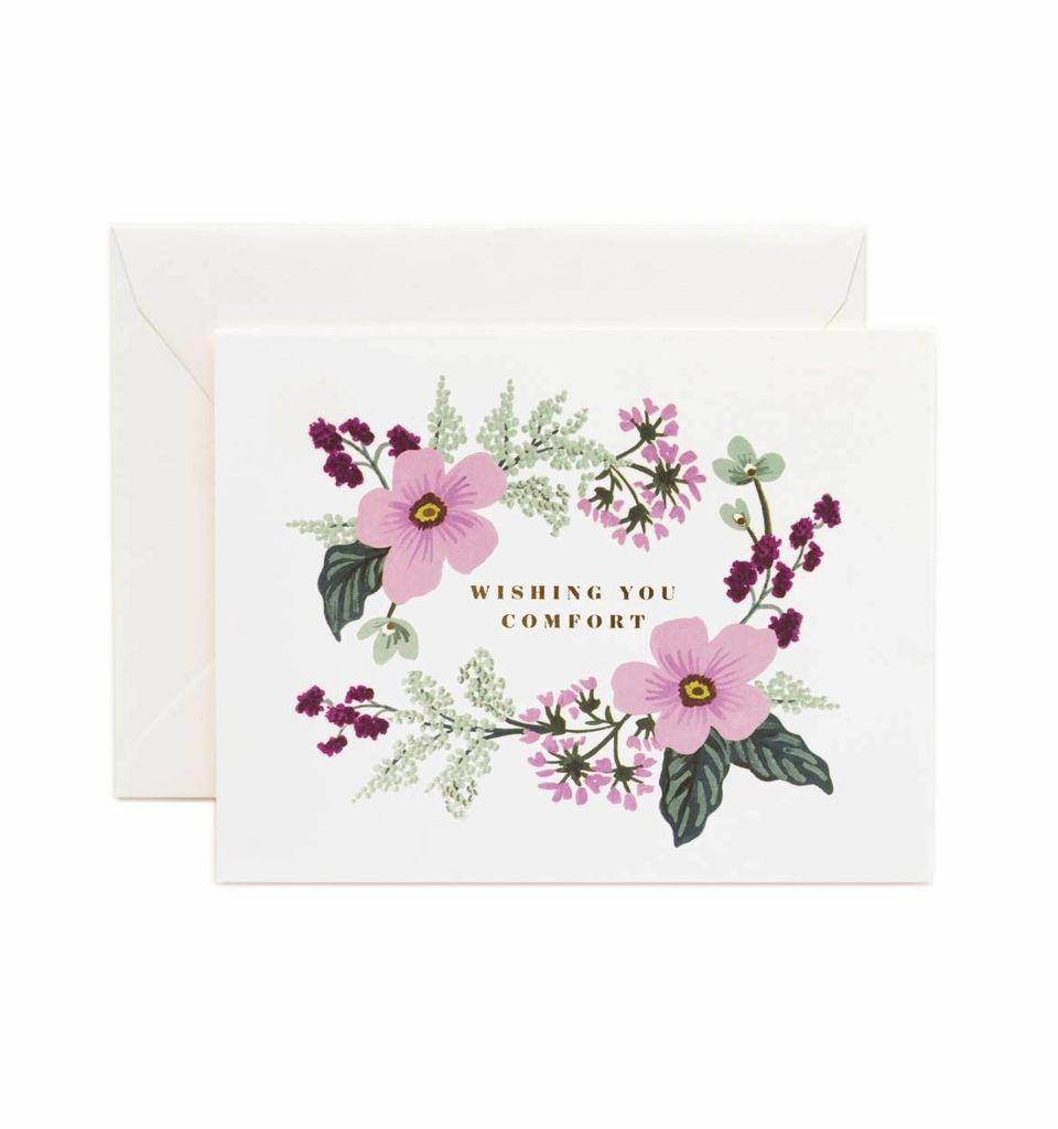 Sympathy Wishing You Comfort Bouquet