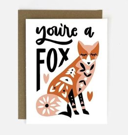 Love You're A Fox