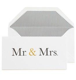 Wedding Mr and Mrs Wedding