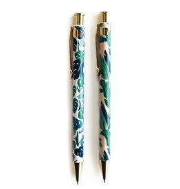 Jungle Pen Set• Black Ink<br /> • Approximately 5.25″ x .25″