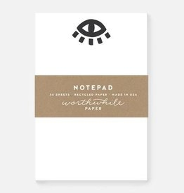 Notepad Eye Notepad - Blank