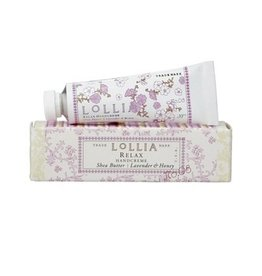 Lotion Petite Treat Shea Butter Handcreme - Relax