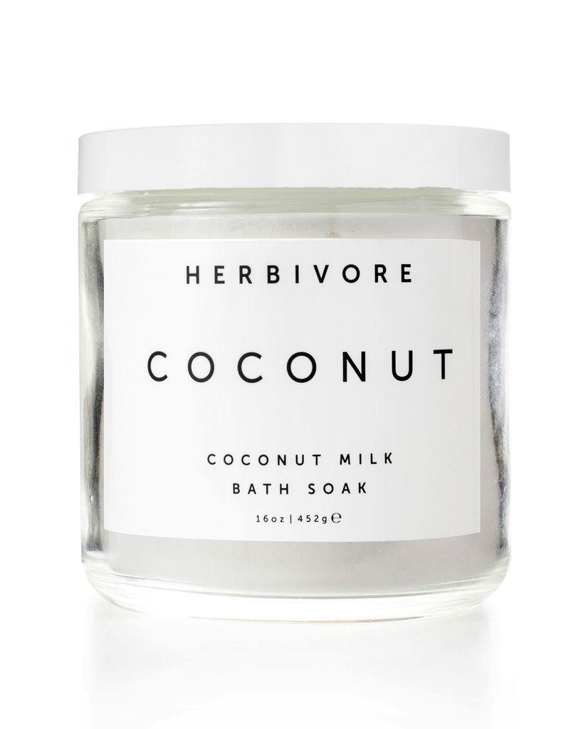 Coconut Milk Bath Soak - 16oz