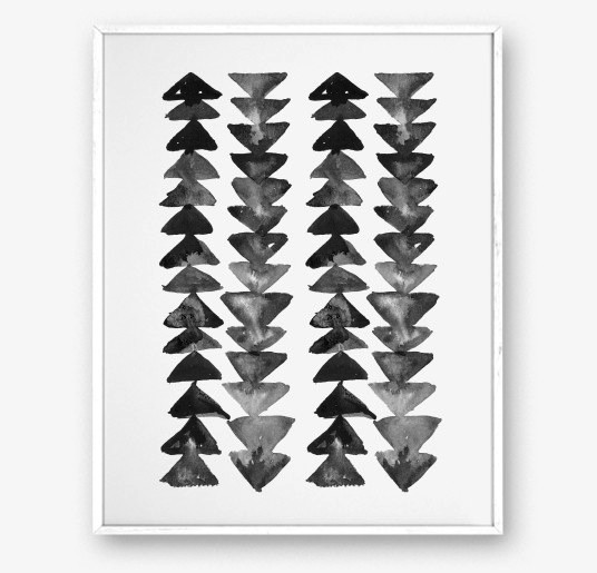 Arrow Print - 8x10