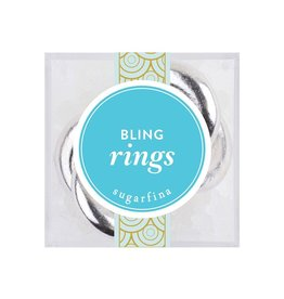 Bling Rings (Platinum) - Small