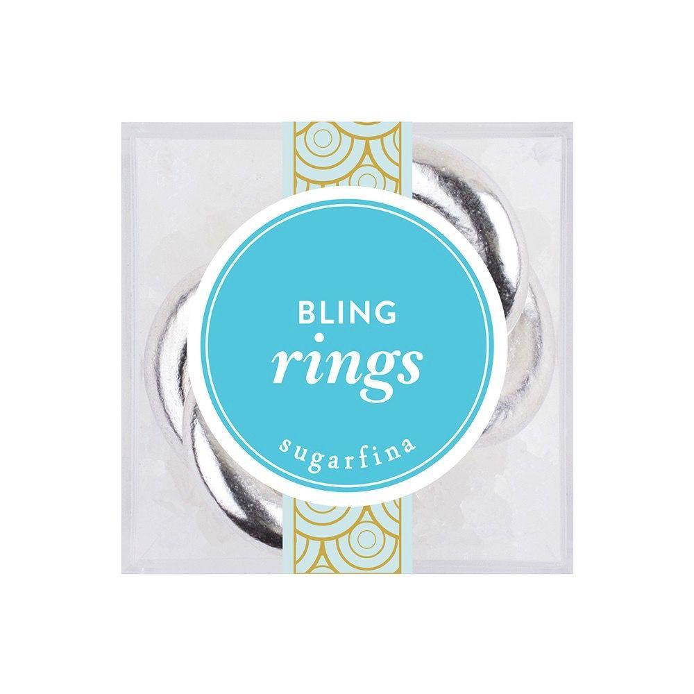 Bling Rings (Platinum) - Small