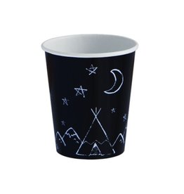 Modern Camp - Teepee Party Cups