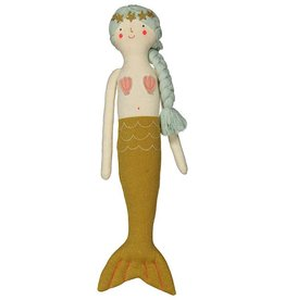 Knitted Mermaid