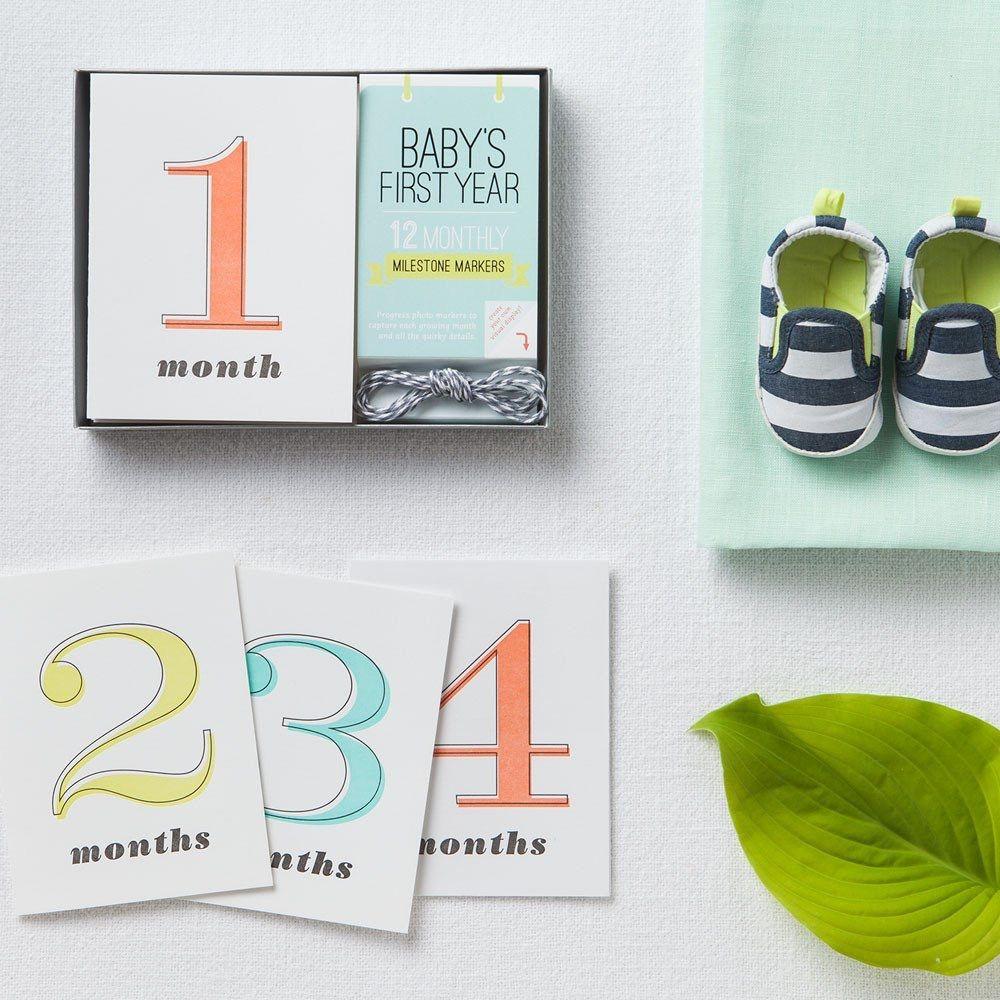 Milestone Marker - Baby's First Year