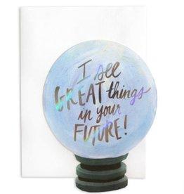 Inspirational Crystal Ball