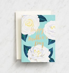 Mother's Day Camellia Mother's Day Foil