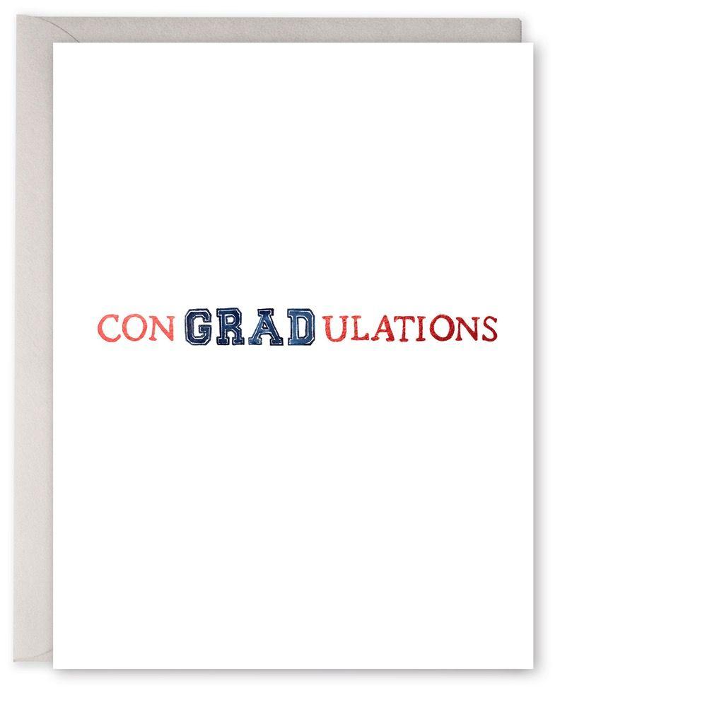 Congratulations ConGRADulations