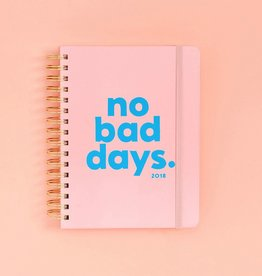 17 Month Medium Agenda - No Bad Days