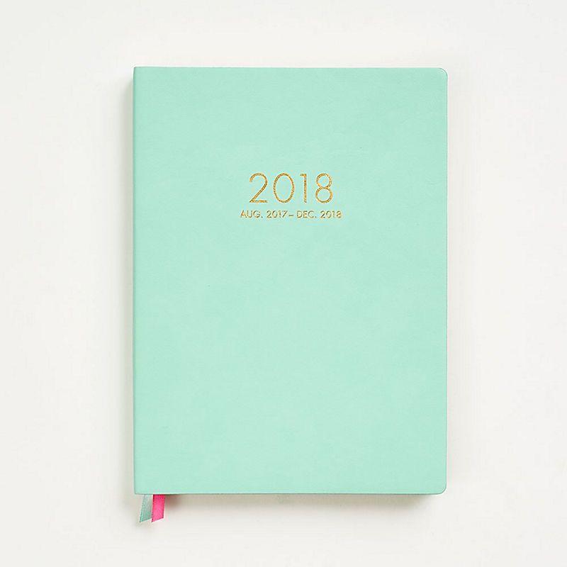 2017 - 2018 Mint Planner Large