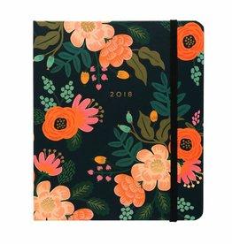 2018 Lively Floral Planner