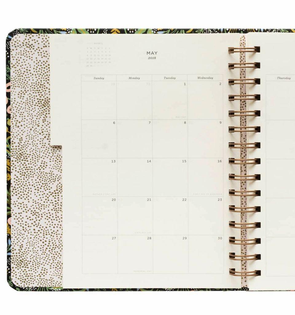 2018 Tapestry Planner