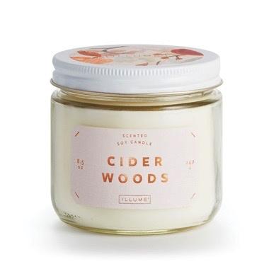 Cider Woods Lidded Jar