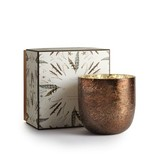Woodfire Luxe Sanded Mercury Glass