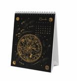 2018 Constellations Desk Calendar
