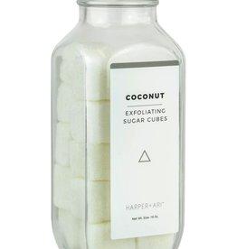 Exfoliating Sugar Cubes - Coconut