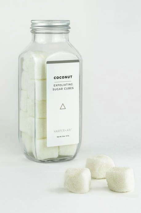 Exfoliating Sugar Cubes - Coconut