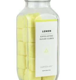 Exfoliating Sugar Cubes - Lemon