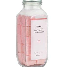 Exfoliating Sugar Cubes - Rose
