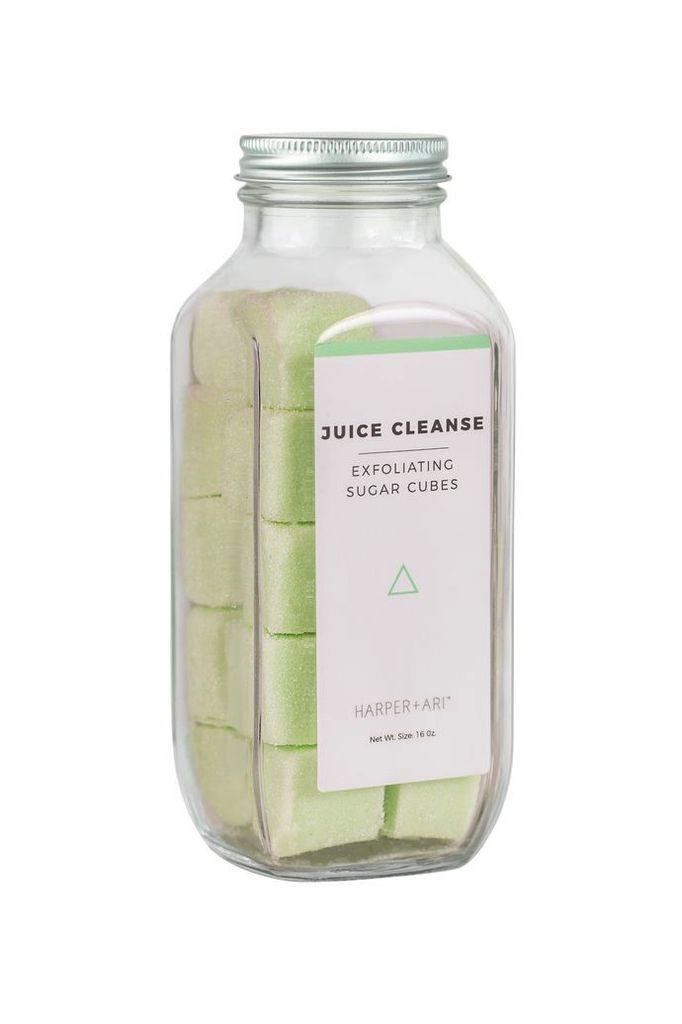 Exfoliating Sugar Cubes - Juice Cleanse