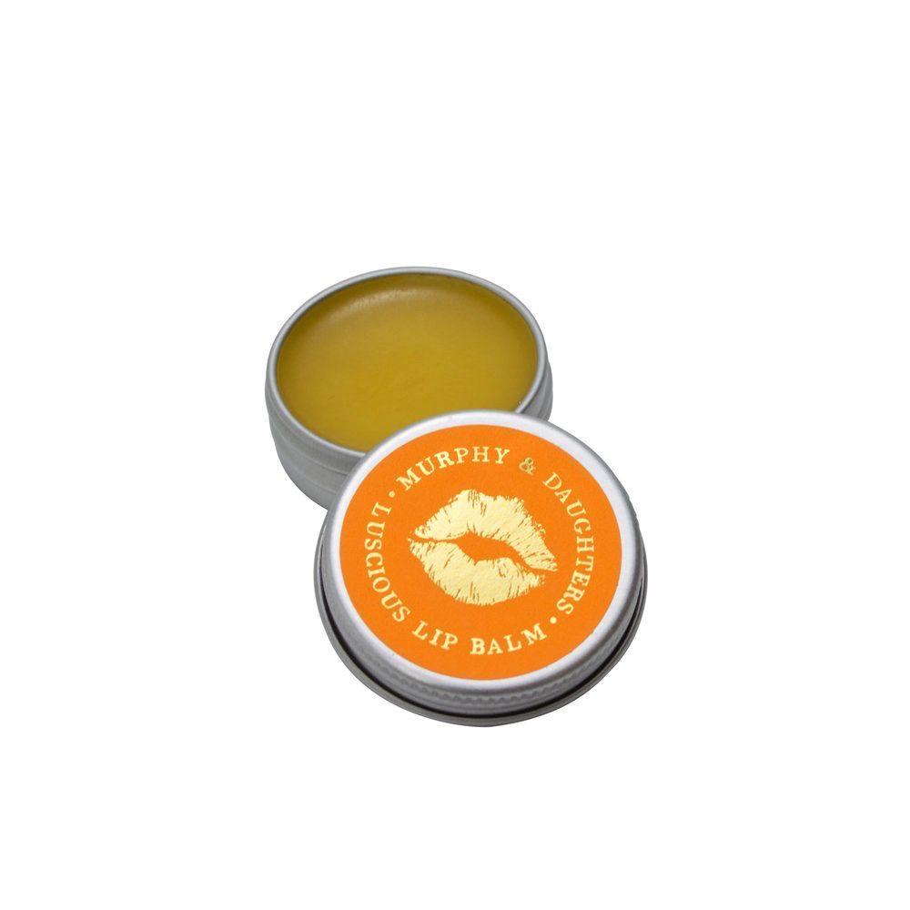 Luscious Lip Balm - Orange