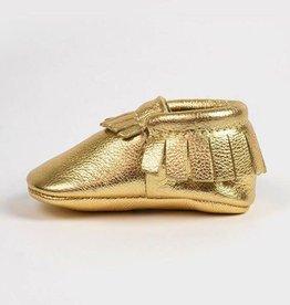 Metallic Gold Moc - Size 2