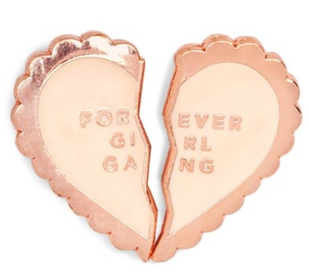 Enamel Pin - Forever Girl Gang