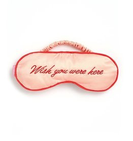 Eye Beauty The Getaway Eye Mask - Wish You Were Here