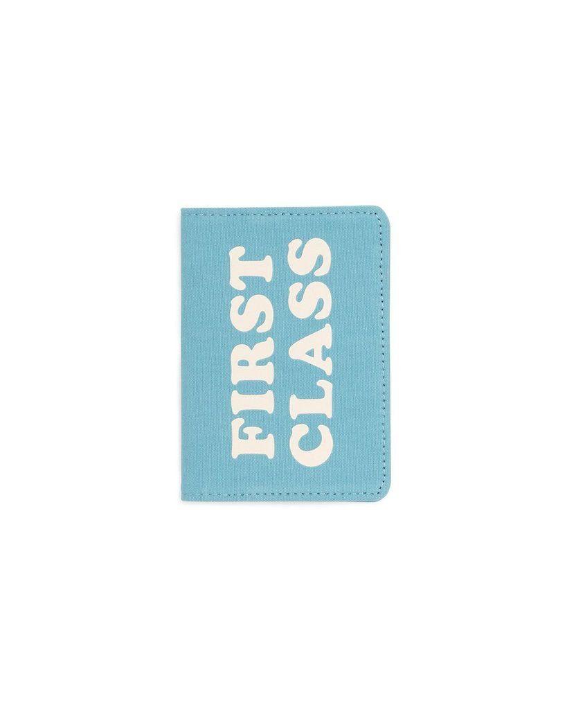 The Getaway Passport Holder - First Class