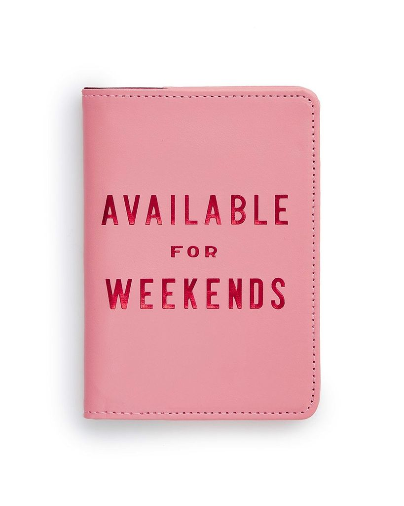 Passport Holder - Available For Weekends