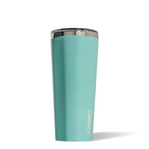 Tumbler - 24oz Gloss Turquoise