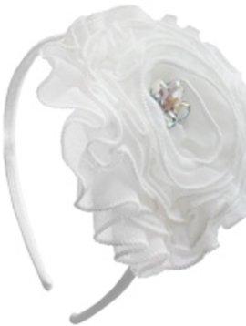 Isobella and Chloe - Chiffon Rose Headband