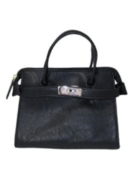 "Survolte Black ""Adelle"" Bag"
