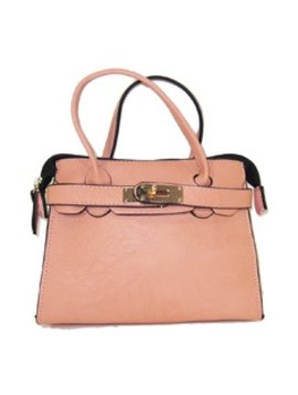 "Survolte Peach ""Adelle"" Bag"