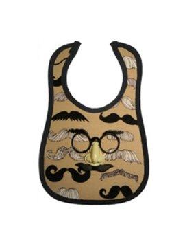 Mini Maniacs Mini Maniacs - Bib Slick - Groucho