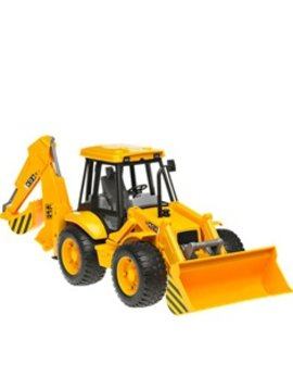 Bruder bruder - JCB 4CX Backhoe loader