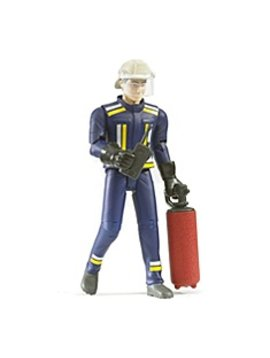 Bruder bruder - Fireman with Accessories