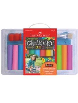 Faber-Castell Faber-Castell - Do Art Outdoor Chalk Art
